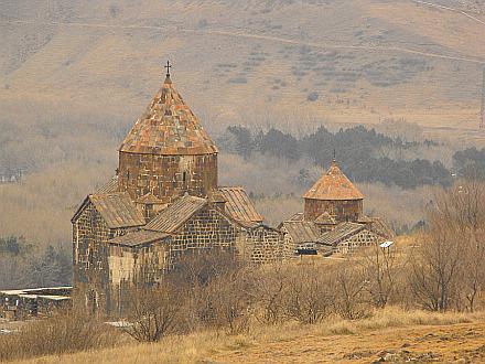 Sevanavank (Sevan Monastery)