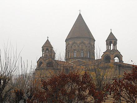 Mayr Tachar (Echmiadzin) Cathedral