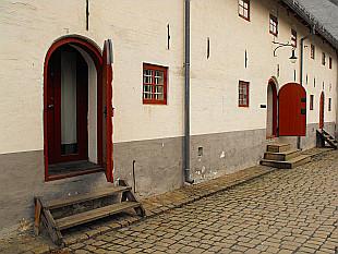 below Akershus fortress