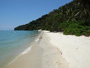 tranquil Monkey Beach I