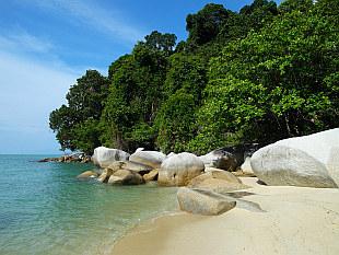 tranquil Monkey Beach II