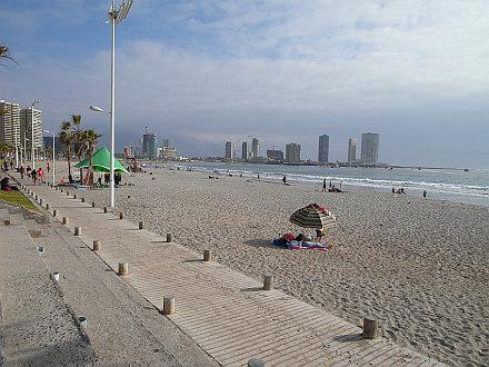 Pacific Coast - Cavancha Beach