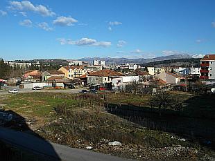 Podgorica view