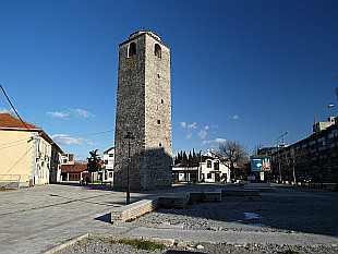 old Clock Tower from the turkish era