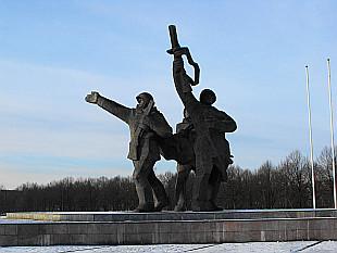 Soviet 2WW Memorial
