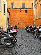 motorbike alley