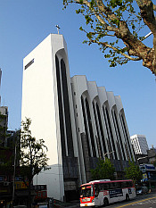 modern church 상동교회