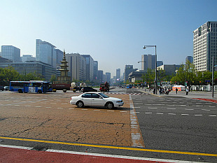 Sejong-dareo Avenue