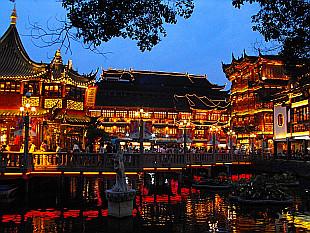 near Yuyan Gardens