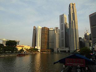 Singapore - Financial District