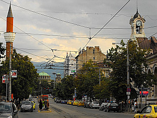 Sofia downtown