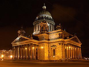 St. Isaac's Cathedral (Izakievskij Sobor)