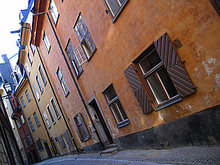 Gamla Stan - Old City