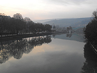 mirror called Mtkvari River