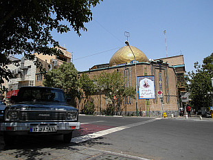 Tehran scene