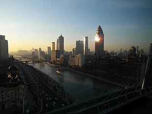 Tianjin morning views