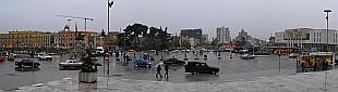 Skanderbeg Square panorama