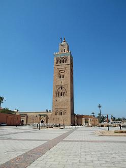 Koutoubia Minaret