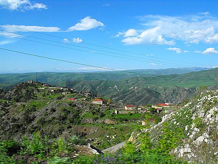 Tour around Armenia and Nagorno Karabakh