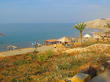 Dead Sea - Amman Beach