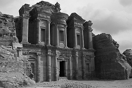 The Monastery (El Deir)