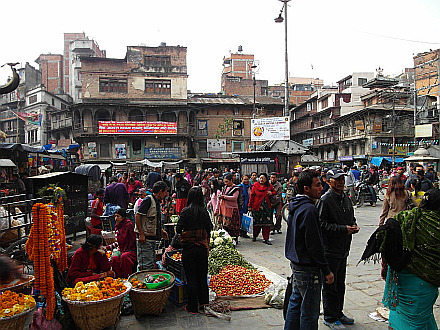 Kathmandu - first impressions