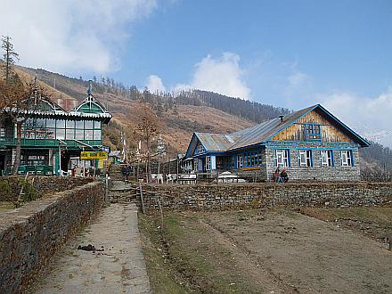 Singh Gompa (3270m)