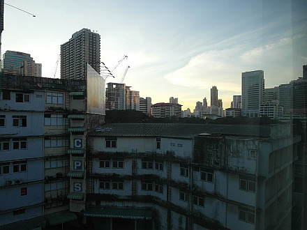Bangkok again
