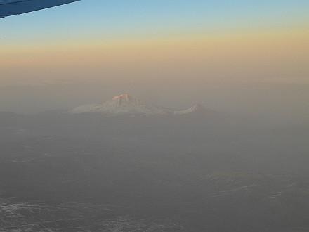 biblical Mount Ararat (5165m)