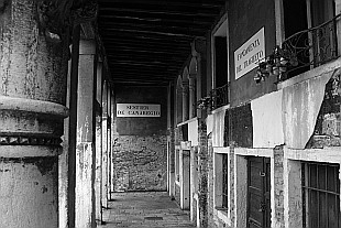 hidden Venezia