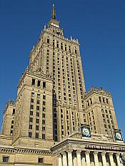 Palac Kultury i Nauki (231 metres high)